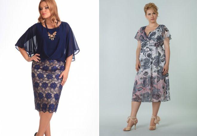 современные платья для женщин 40 лет