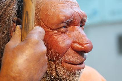 Вырождение белых людей объяснили скрещиванием с неандертальцами