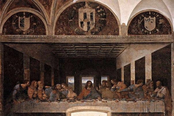 "Секреты фрески Леонардо да Винчи ""Тайная вечеря"""