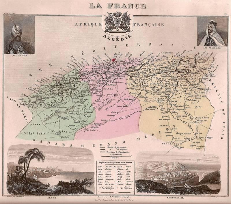 Разгром пиратских государств Магриба история