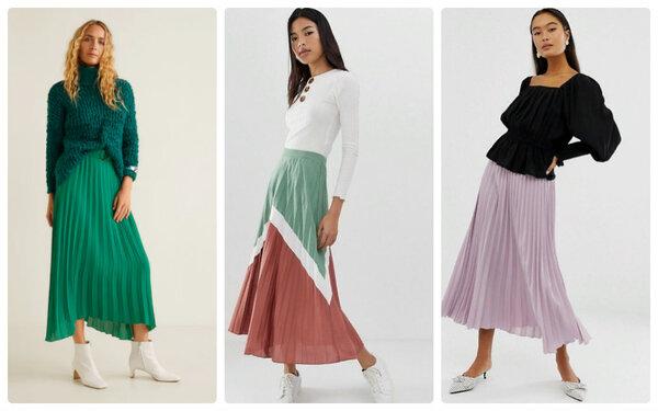 Эти юбки привлекут внимание многих этой весной!