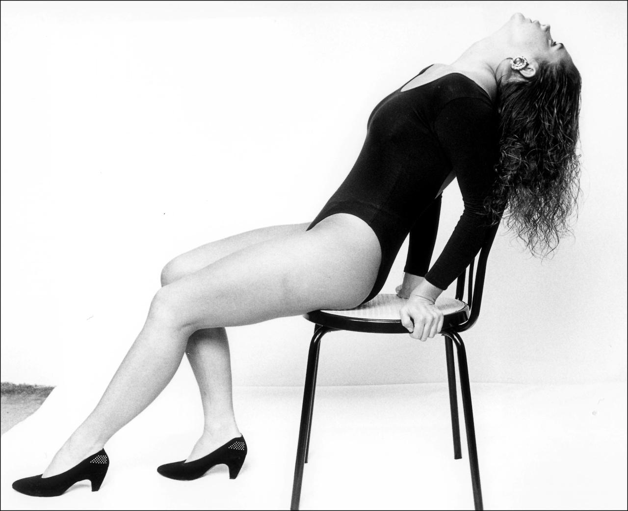 Sexy mature woman ass
