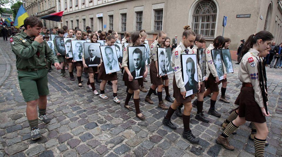 Украинский нацизм как форма ненависти
