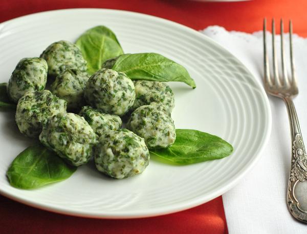 Рецепты по четвергам. Клёцки, ньокки, галушки, вареники (49)