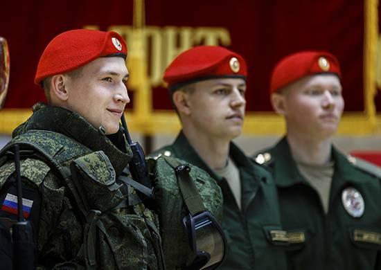 В Вооруженных силах РФ появится «морская полиция»
