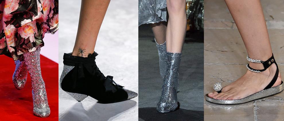 9 модных обувных трендов весны