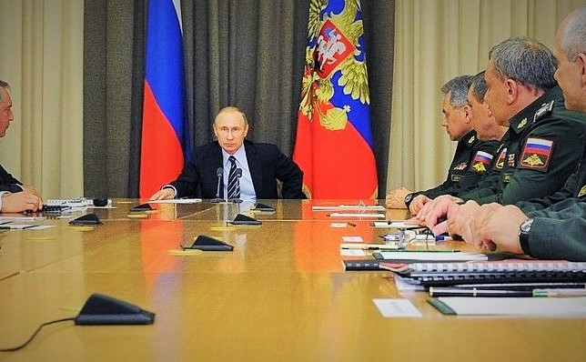 Путин о размещении ПРО США в Европе: они жили спокойно, но теперь мы вынуждены купировать угрозы