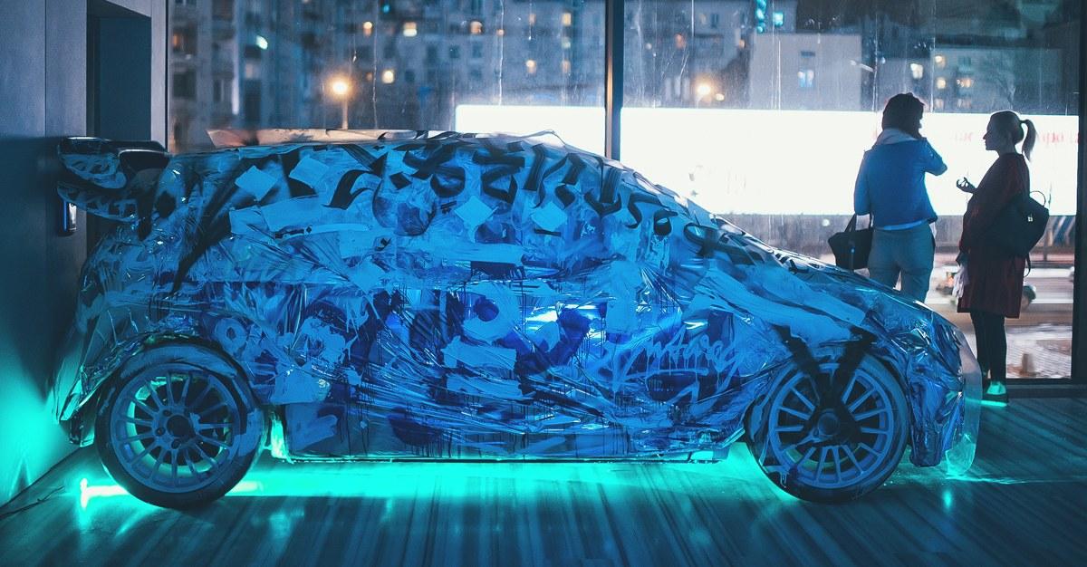 Покрас Лампас написал будущее для Hyundai