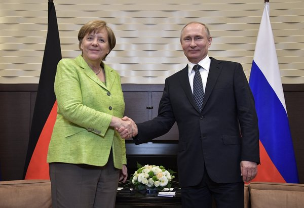 Меркель отвернулась от США: …