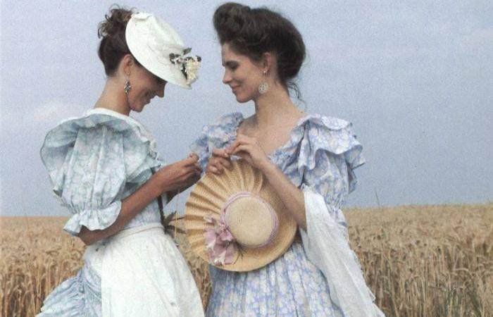 Мода на винтаж: Как дизайнер Лора Эшли вернула мир в «прекрасное прошлое»