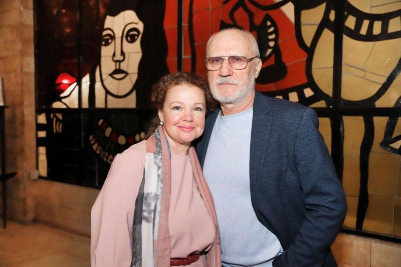 Юрий Беляев нашел свое настоящее счастье в браке с Татьяной Абрамовой