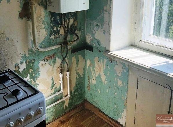 Стильный ремонт квартиры в хрущевке