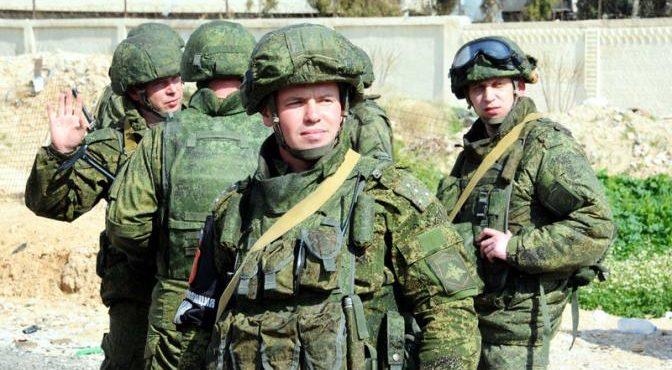 «США примут жесткие меры, если русские не уйдут из Гутты»