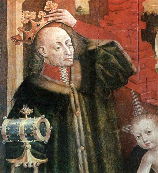 Коронация Ягайло как великого князя Литовского