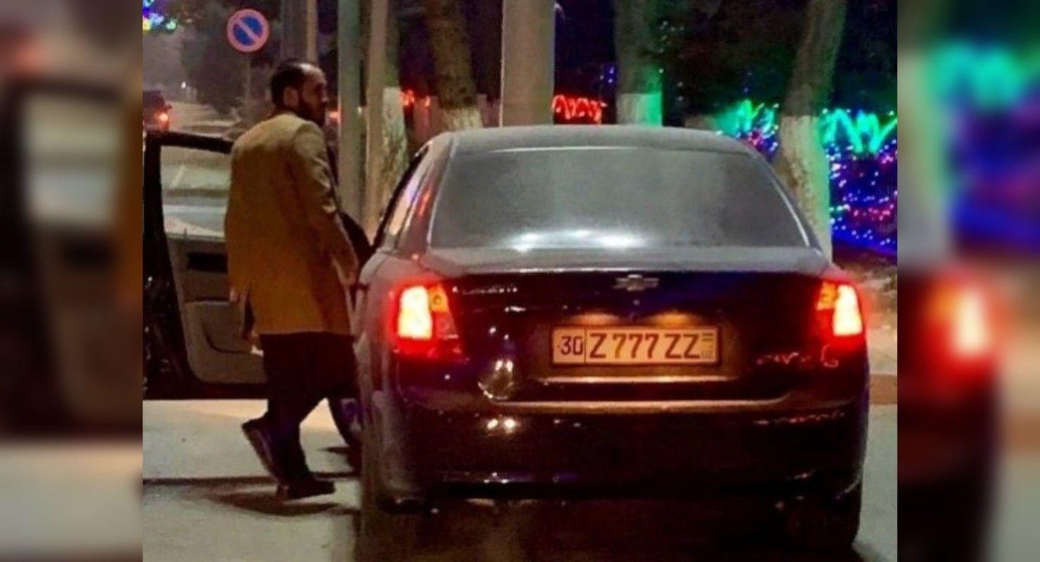 Машина с самыми дорогими номерами в Узбекистане стоит вчетверо дешевле госзнаков Автомобили