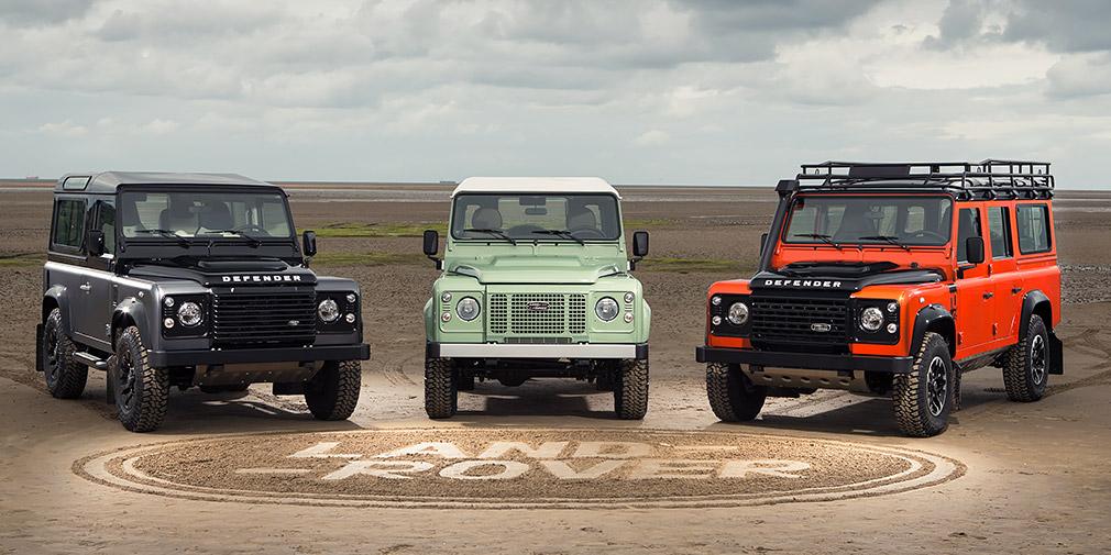 Land Rover хочет установить в Москве автомобильный рекорд Гиннесса