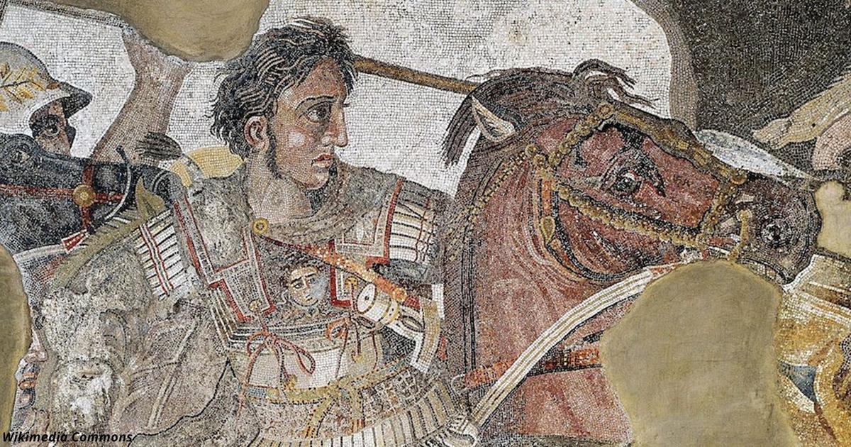 В Египте нашли саркофаг с гробом Александра Македонского