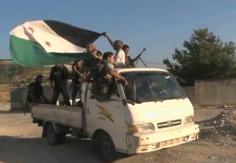 Сирия новости 23 февраля 22.30: исламисты провели митинги в Даръа, «Джейш Тахрир Сурия» продвинулась в Идлибе