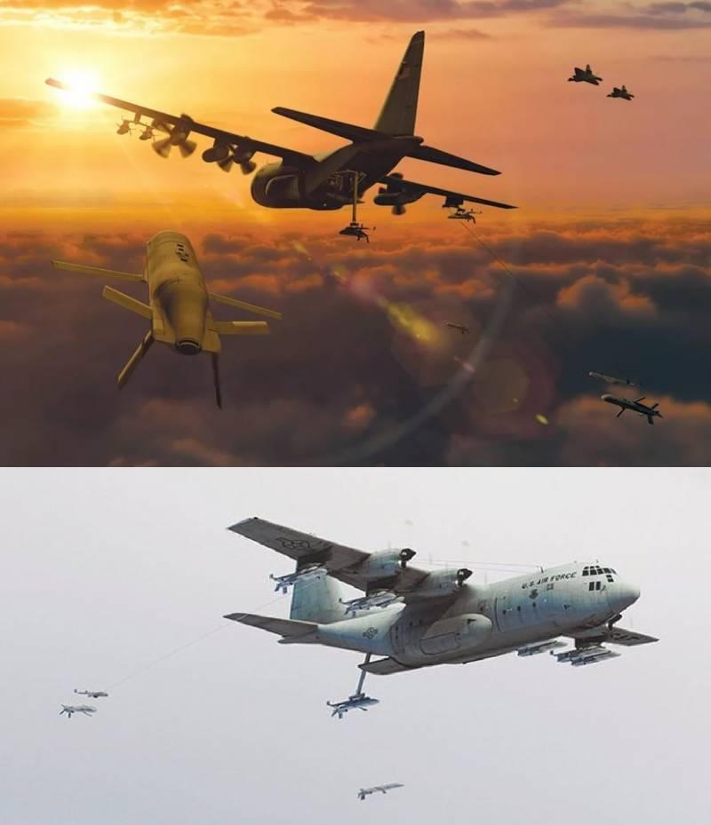 Найти авианосец: загонная охота оружие