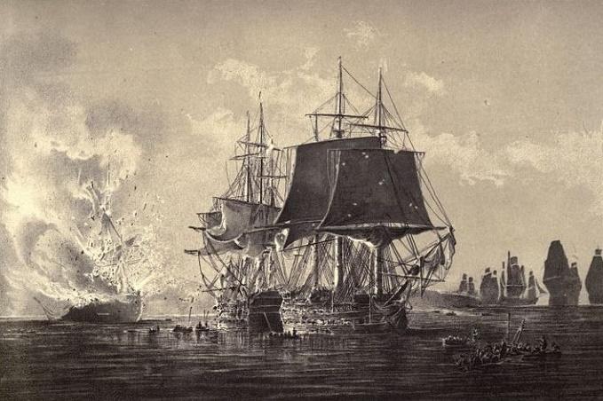 Русско-английская война 1807-1812 гг.: за что же воевали