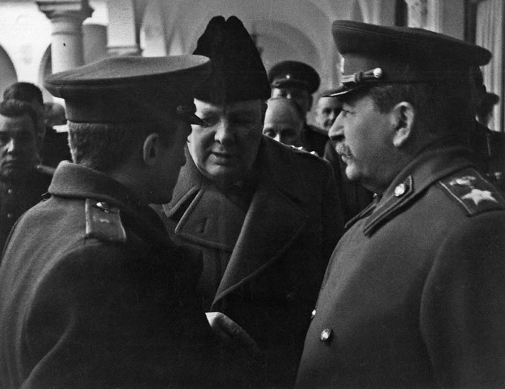 Воспоминания  Владимира Павлова  личного переводчика Сталина