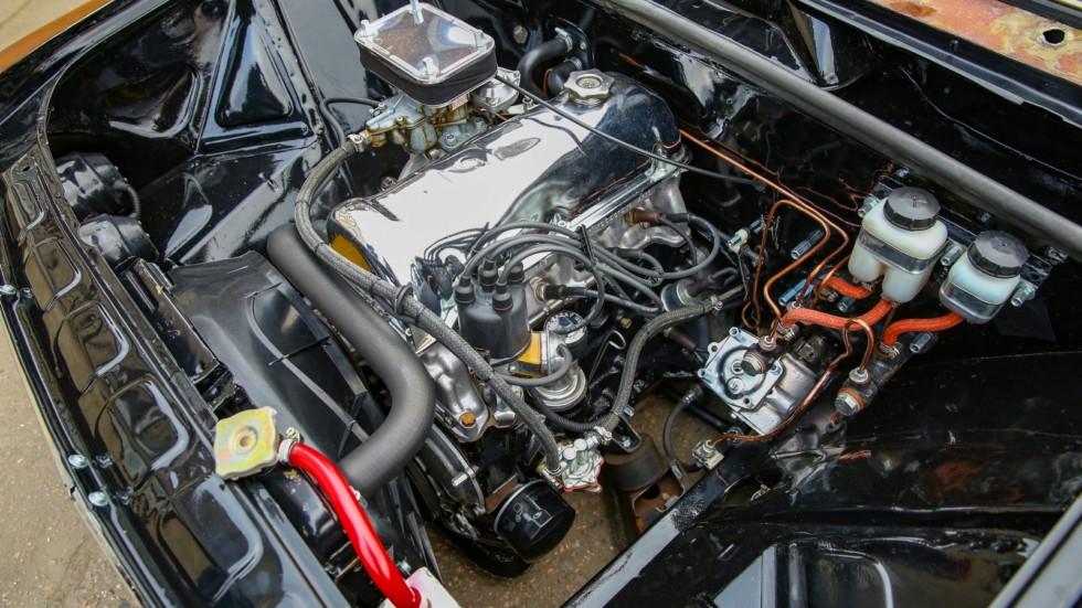 ВАЗ 2106 ratlook двигатель