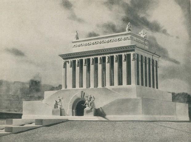 10 проектов пантеона, в котором хотели перезахоронить Сталина и Ленина