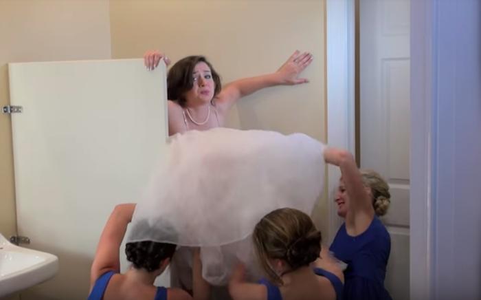 Невесты всего мира уже оценили новый аксессуар для свадебного платья