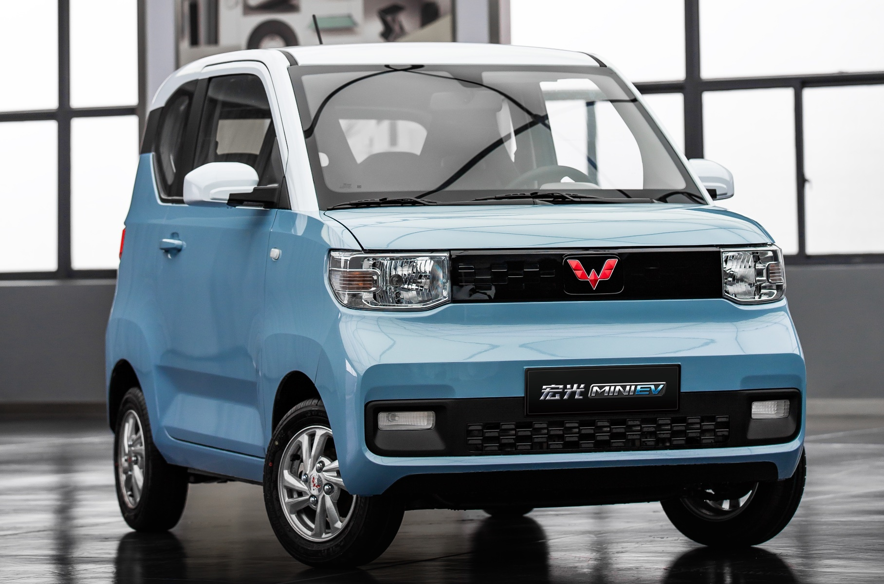 Имя первого российского автомобиля досталось китайскому электрокару Новости