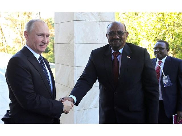 «Омыть ноги в Красном море»: зачем России военное присутствие в Судане? геополитика,россия