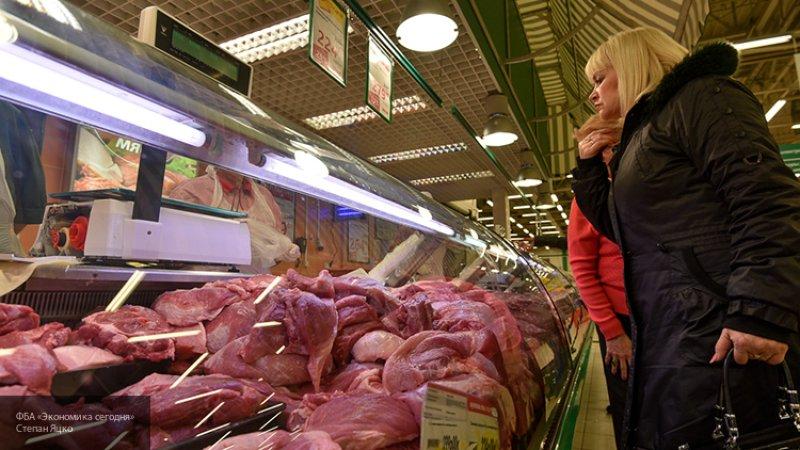Мясо и молоко в России может вырасти в цене на 10-12%, сообщает СМИ