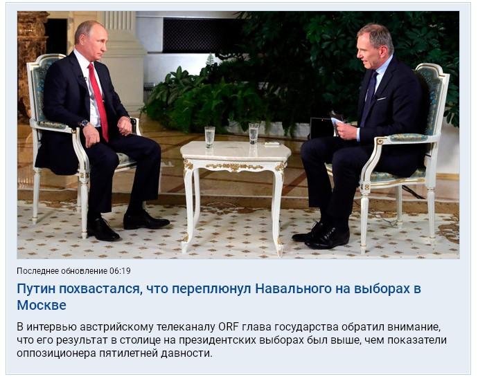 Навальный круче Путина, а Катар свободнее России