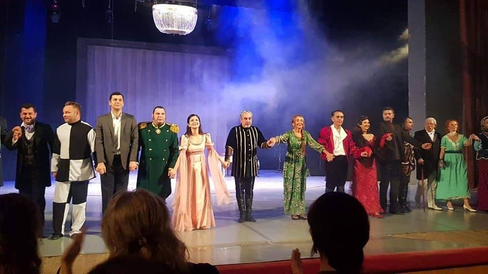 Г.Араблинский и театральное …