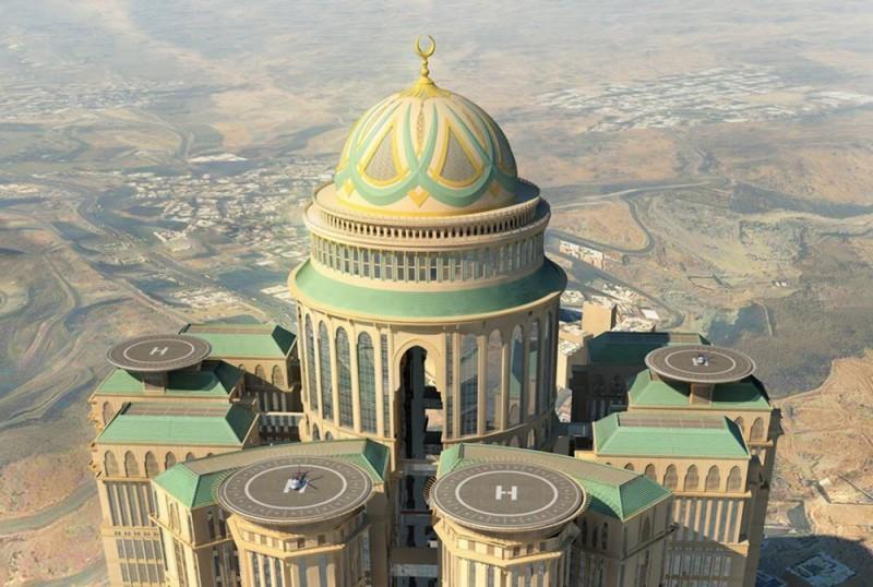 Гигантомания по-саудитски: в Мекке рушат святыни, чтобы построить отели-монстры