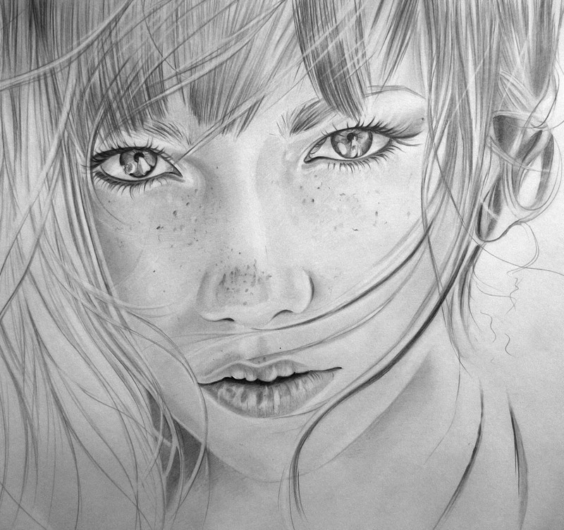 красивые картинки для рисования простым карандашом того