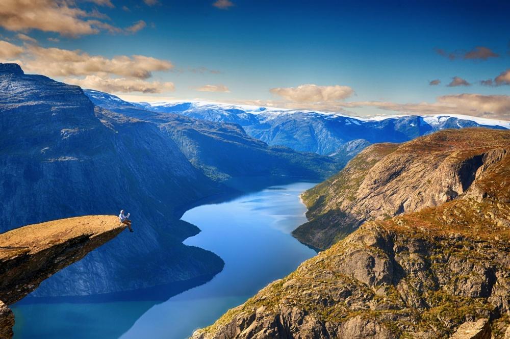 Хочу в Норвегию