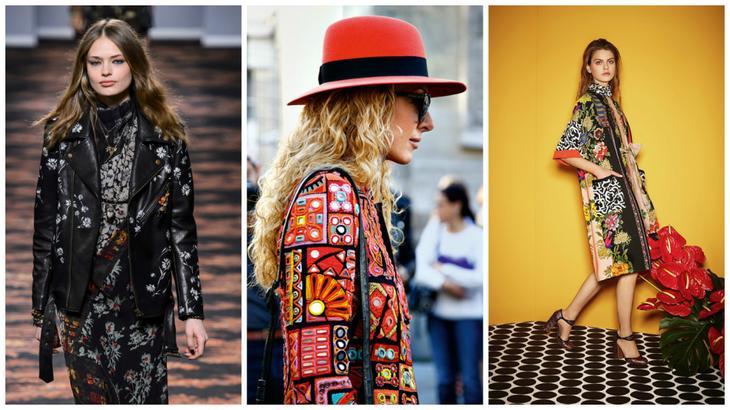 Вышивка на одежде бисером: схемы и фото идеи бисер,вышивка,мода,одежда