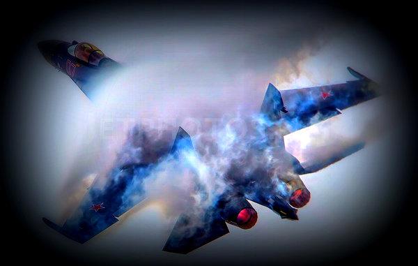 Оказывается, совсем не Су-34…