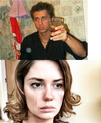«Спасла не до конца»: Пристрастие Прилучного к «бутылке» может «убить» брак с Муцениеце звезда