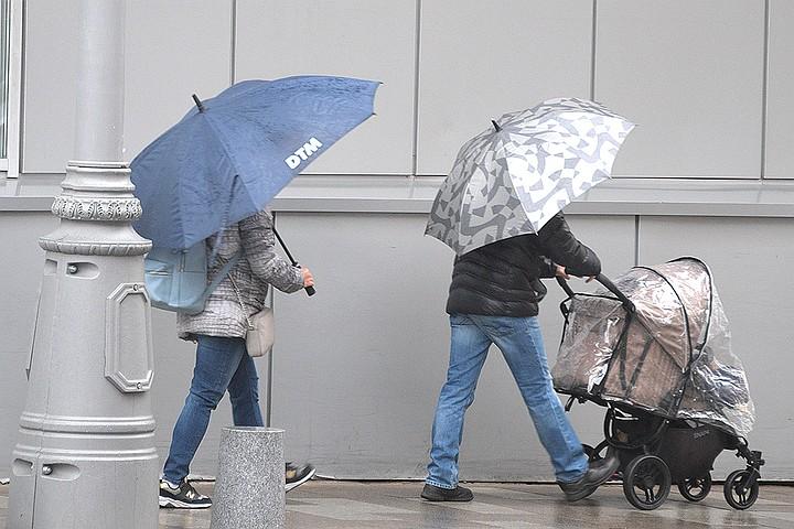 Погода в Москве 20 - 26 сентября: После  рекордных +26 градусов - резкое похолодание