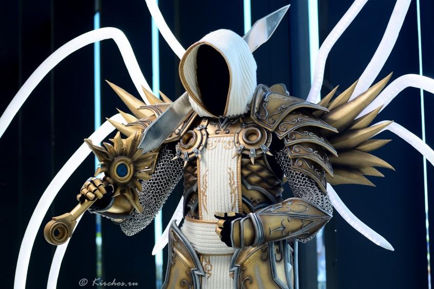 Mortal Kombat 9, StarCraft II, Лара Крофт и Бамблби. Лучший косплей со «Старкона» Игры,косплей,«старкон»