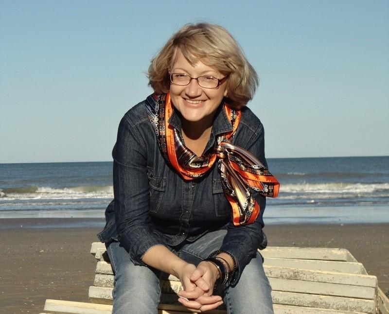 Жизнь без возраста. В 45 она кардинально изменила свою жизнь и уехала жить в Италию!