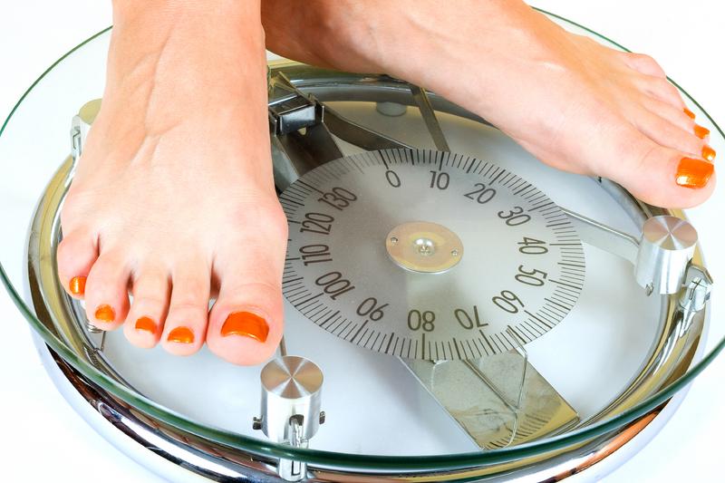 ежедневное взвешивание, ожирение, похудание
