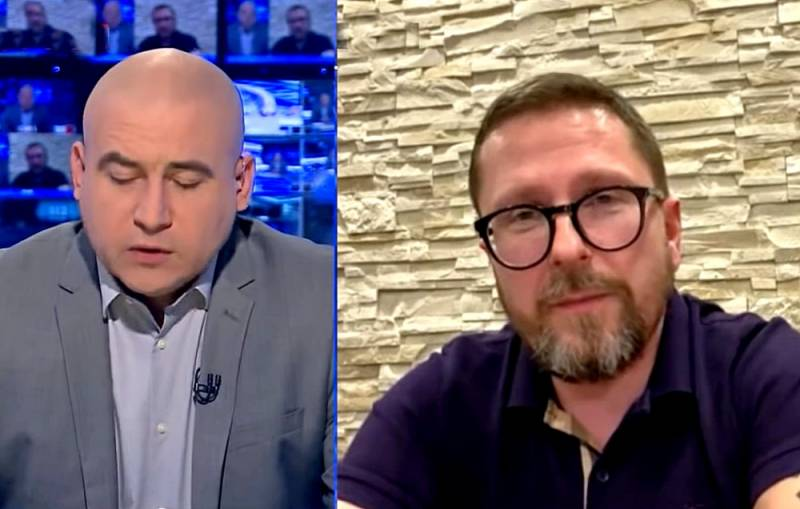 Шарий в эфире украинского ТВ рассказал, какой вакциной собирается привиться Новости