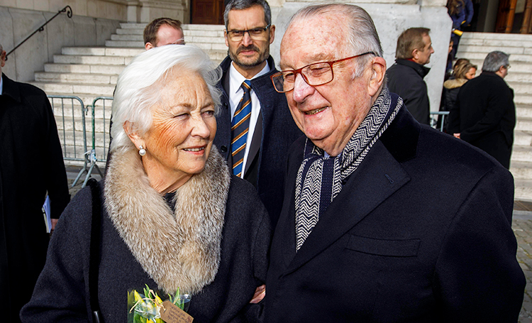 Экс-король Бельгии Альберт II признал, что у него есть внебрачная дочь