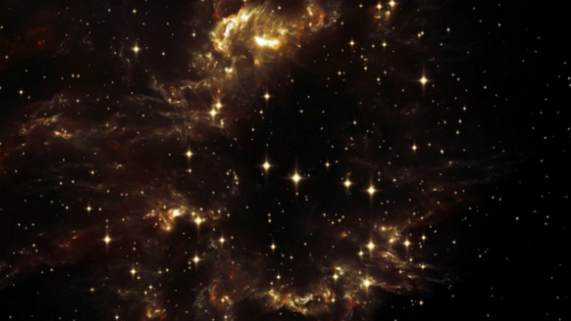 Ученые показали, как погибнет Вселенная астрофизика,большой взрыв,вселенная,космос,наука,Пространство,стивен хокинг,физика