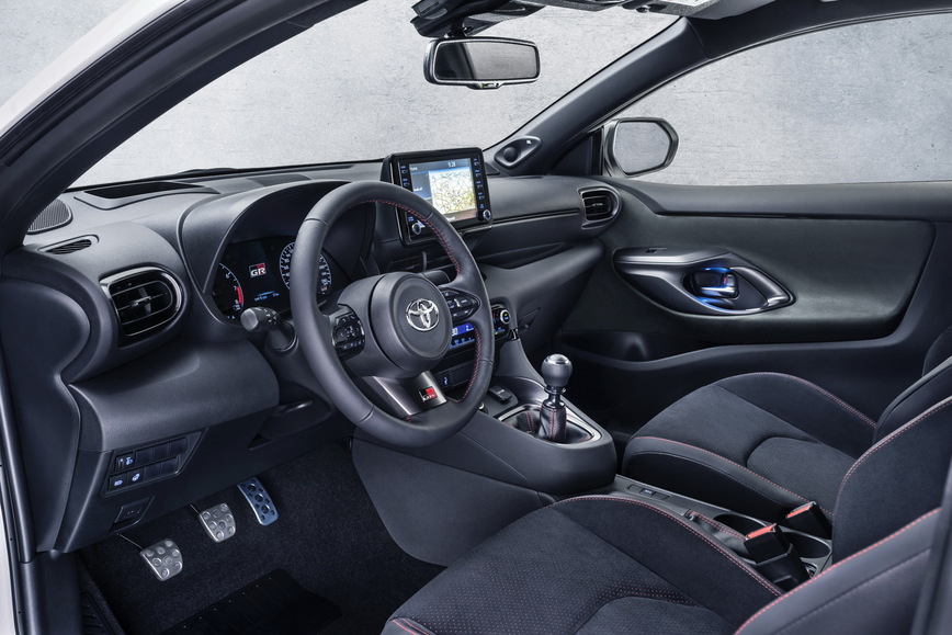 Хэтчбек Toyota GR Yaris подогрели полным приводом и 270-сильным двигателем toyota gr yaris,Марки и модели,Новые модели
