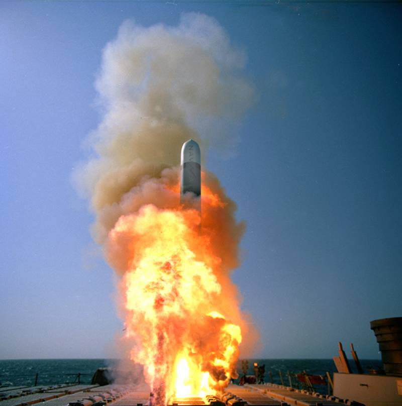 Пентагон хочет новую крылатую ракету морского базирования оружие