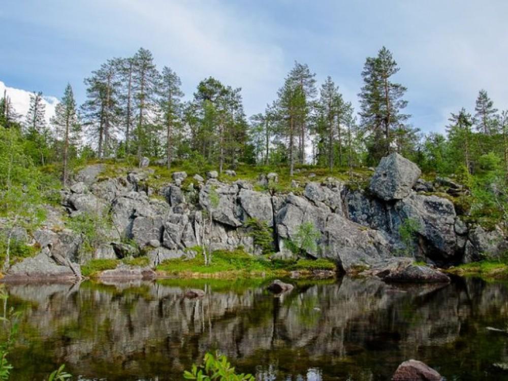 Воттоваара - аномальная гора России