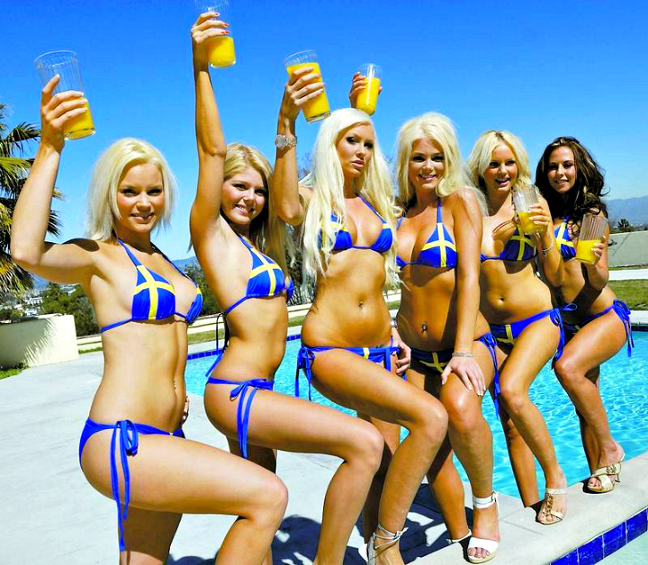 9 городов, в которых живут самые сексуальные в мире женщины внешность,города,женщины,красота,мир,сексуальность,страны